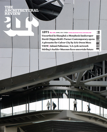 The Architectural Review May 2011
