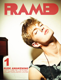 FRAMED Magazine February 2012